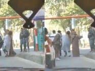 نیروی امنیتی متهم به لتوکوب 2 زن در کابل به دادستانی نظامی معرفی شد