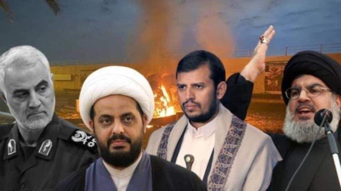 History of Terrorist Iran