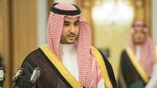 خالد بن سلمان: حريصون على التوصل إلى حل سياسي في اليمن