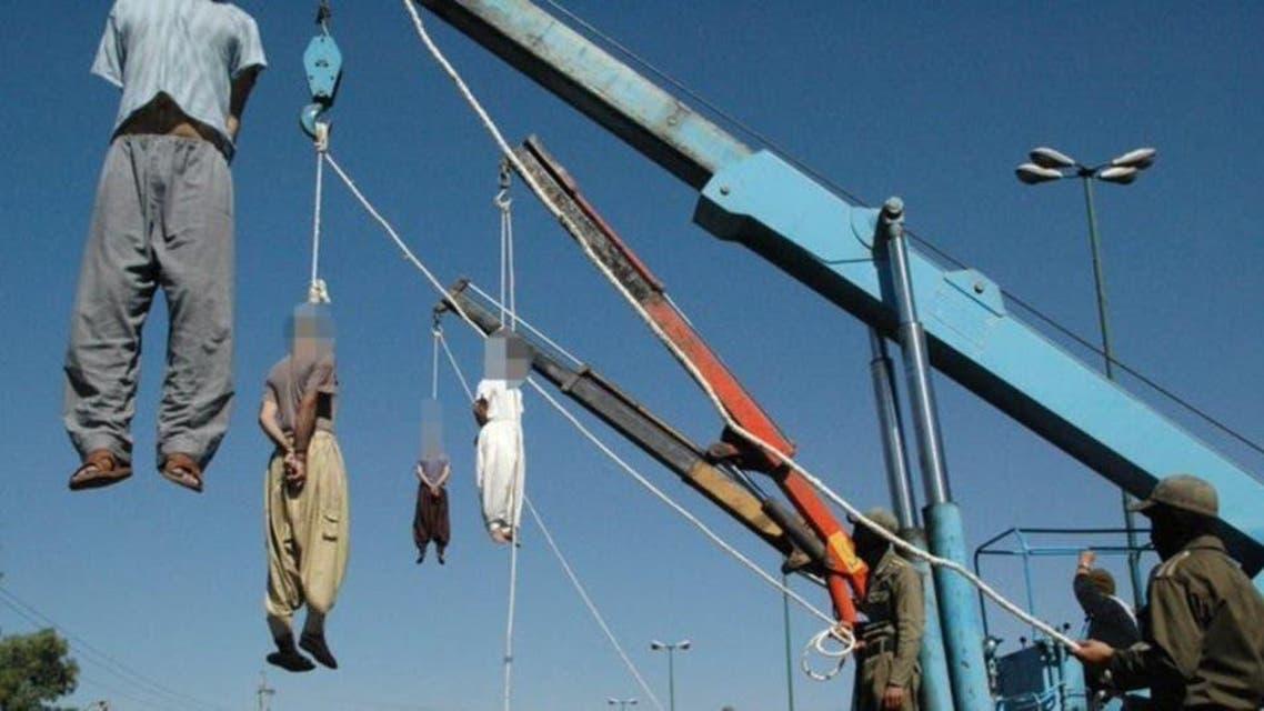 Iran: Hang Till Death