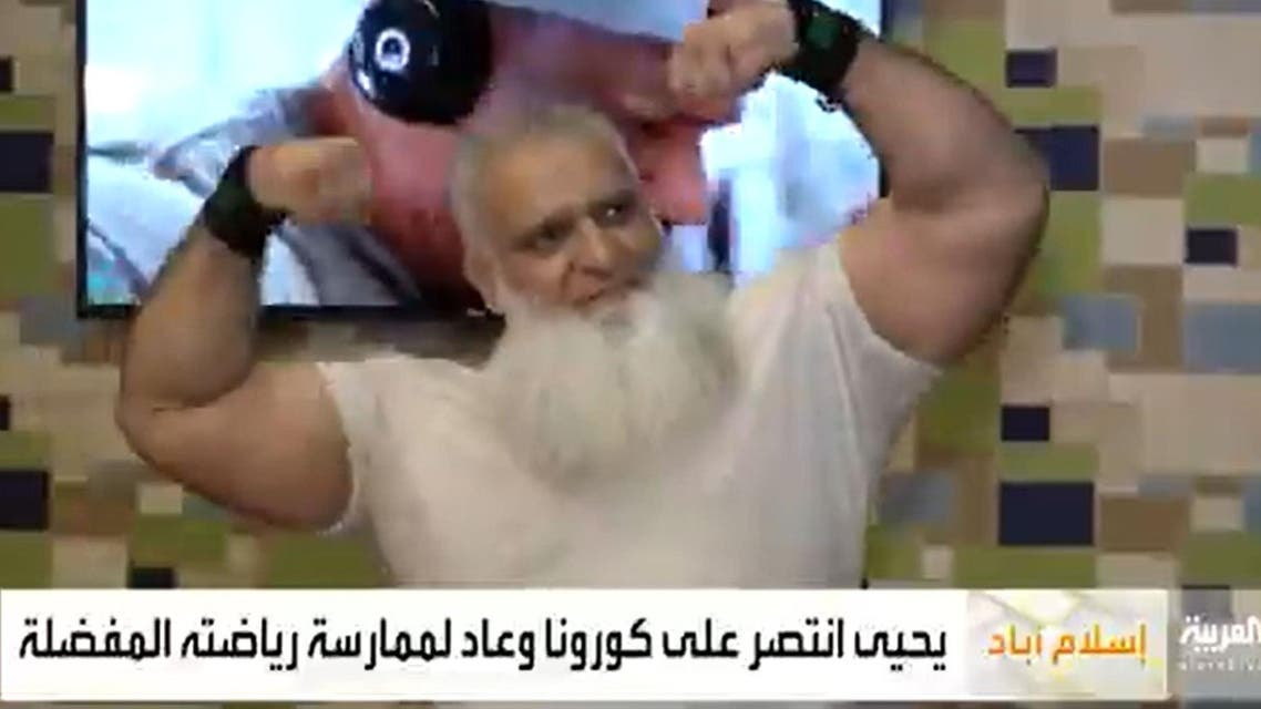 Pakistan: BodyBuilder where age number doesn't mean anyting to him