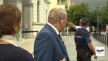 """مجدداً.. """"العربية"""" تتعرض لمضايقات أثناء محاكمة الخليفي"""