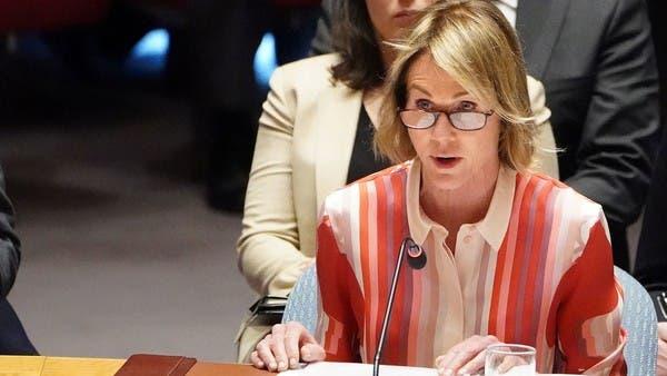 الزيارات ممنوعة.. سفيرة أميركا بالأمم المتحدة تلغي رحلتها