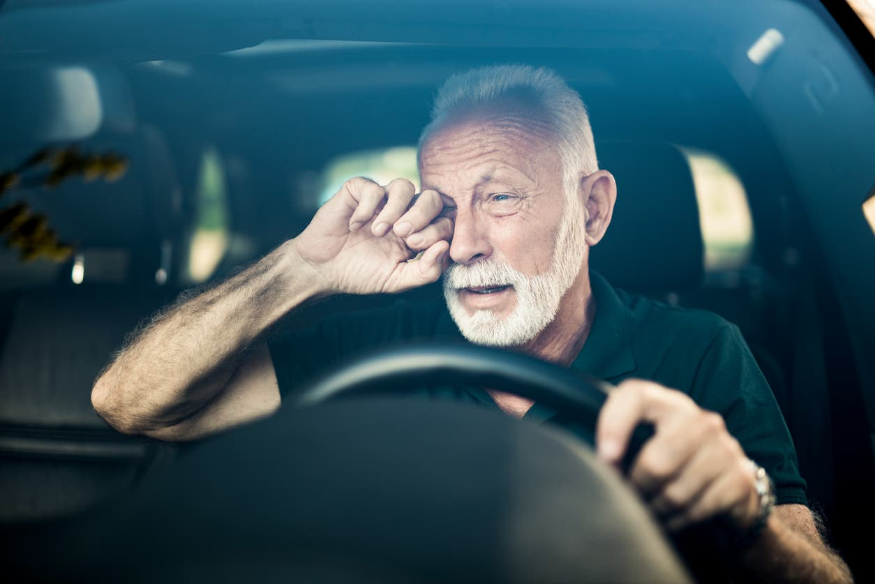 تعبيرية - مشاكل العين من أبرز أعراض كورونا الأقل شهرة