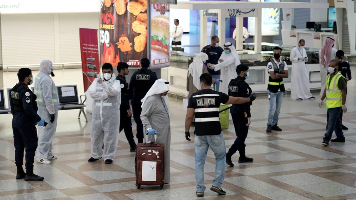 اقتصاد الكويت مطار كورونا مناسبة