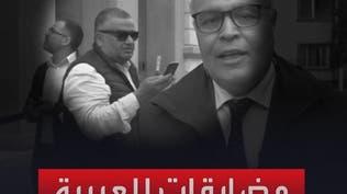هجوم بألفاظ غير لائقة على مراسل العربية بمحاكمة القطري الخليفي