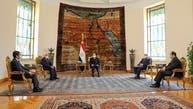 ليبيا والمرتزقة على طاولة مصر.. السيسي يلتقي حفتر وصالح