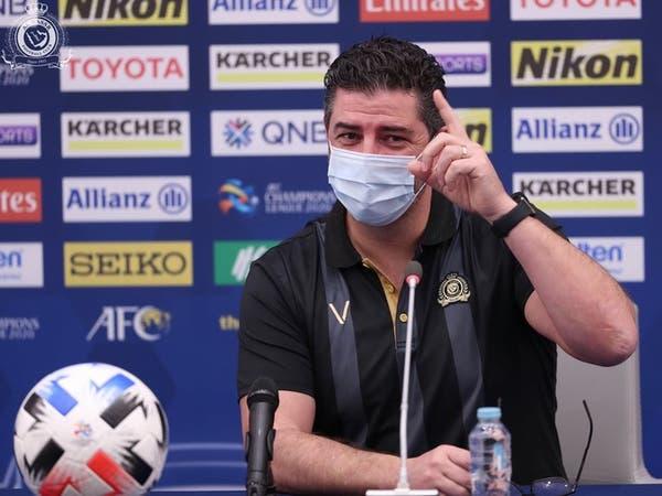 """روي فيتوريا: """"النصر"""" هدفنا في مباراة العين"""
