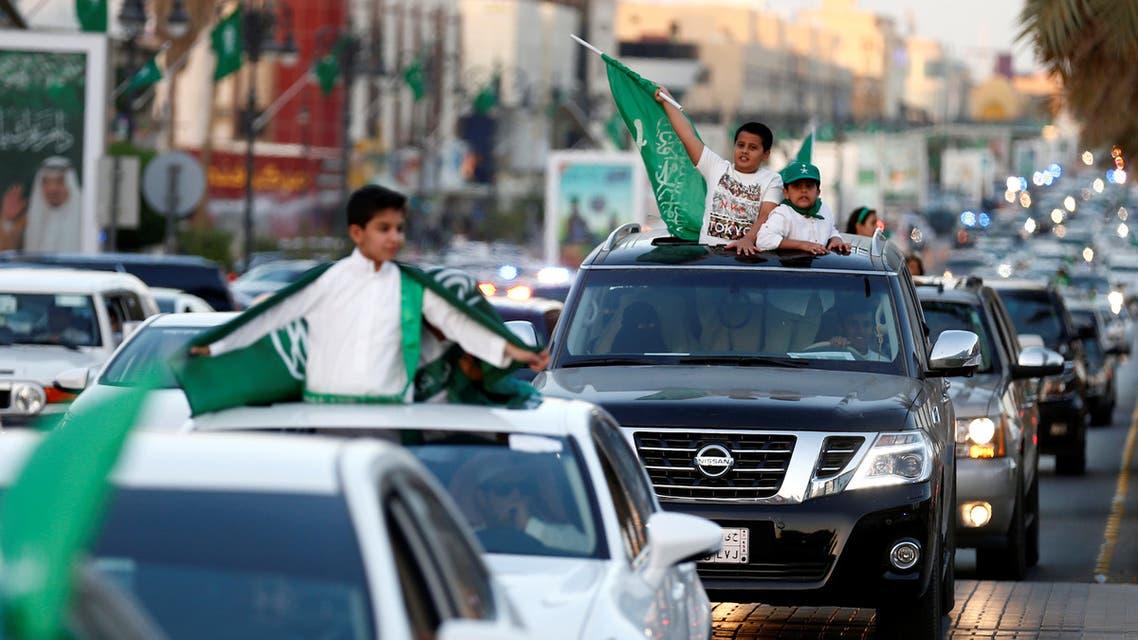 Saudi National Day - Reuters