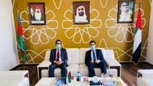 Israel, UAE ambassadors hold first ever Arabic meeting
