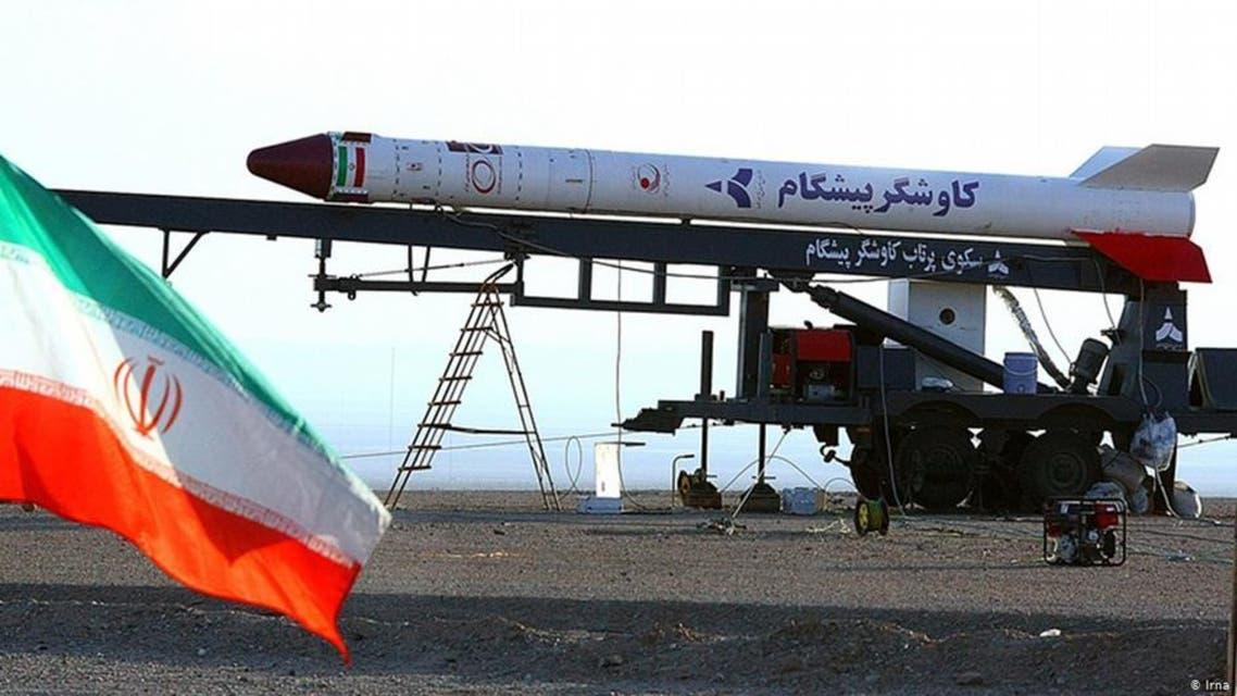 الصواريخ الإيرانية أغلبها مستنسخة من الصواريخ الروسية والكروية والصينية