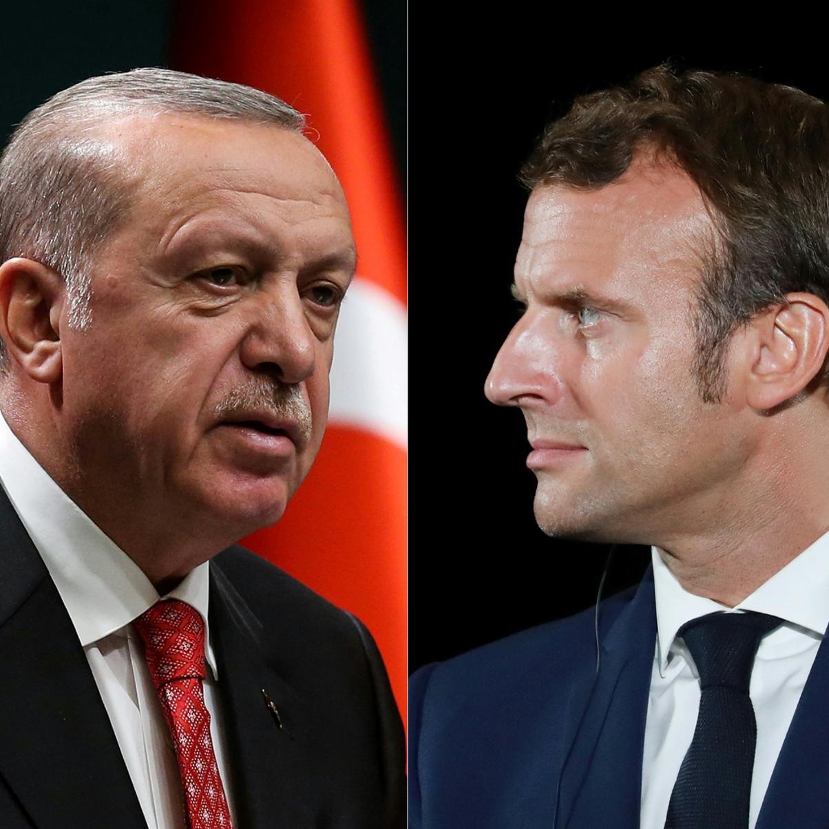 أردوغان يشكك في قوى ماكرون العقلية.. وفرنسا تستدعي سفيرها للتشاور
