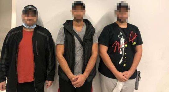 متهمون في جريمة الفيرمونت