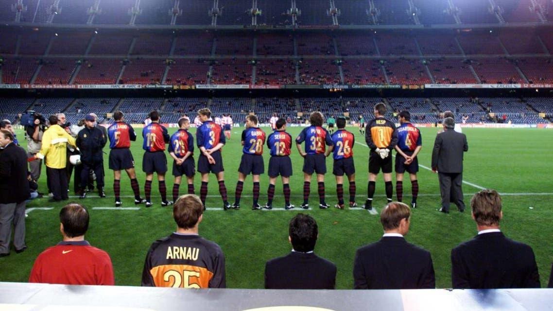 برشلونة أتلتيكو 2000
