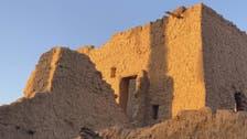 """قلعة الشهوان شاهدة على تاريخ """"تيماء"""" شمال السعودية"""