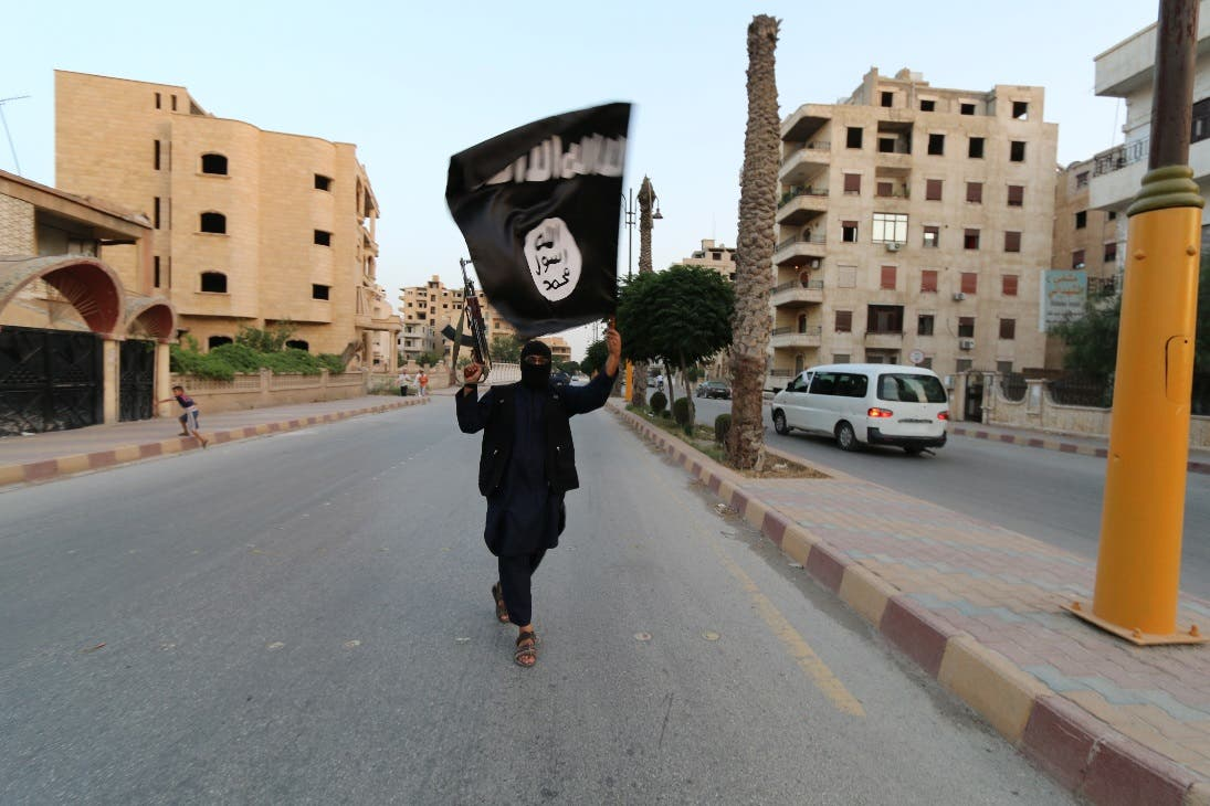 من سيطرة داعش على الرقة في 2014