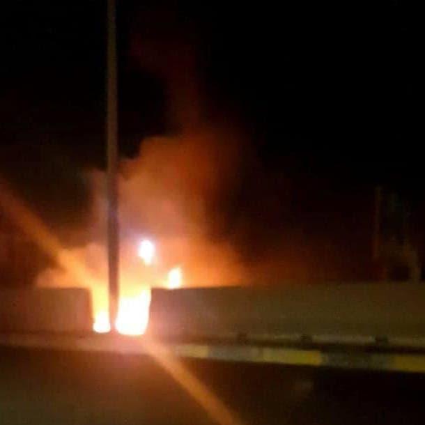 تظاهرات وقطع طرق في العاصمة الليبية احتجاجاً على انقطاع الكهرباء