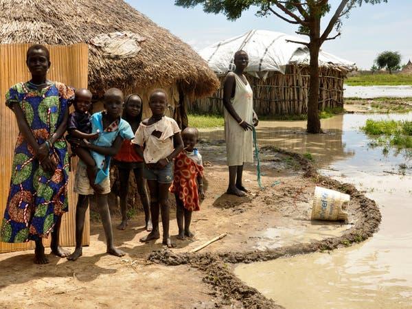 الأمم المتحدة: فيضانات بجنوب السودان تشرد أكثر من 600 ألف