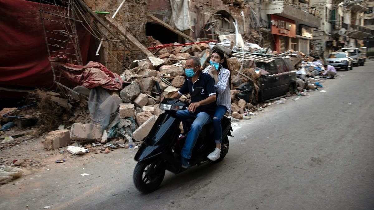 Lebanon unveils compensation program for Beirut blast devastated homes, businesses thumbnail