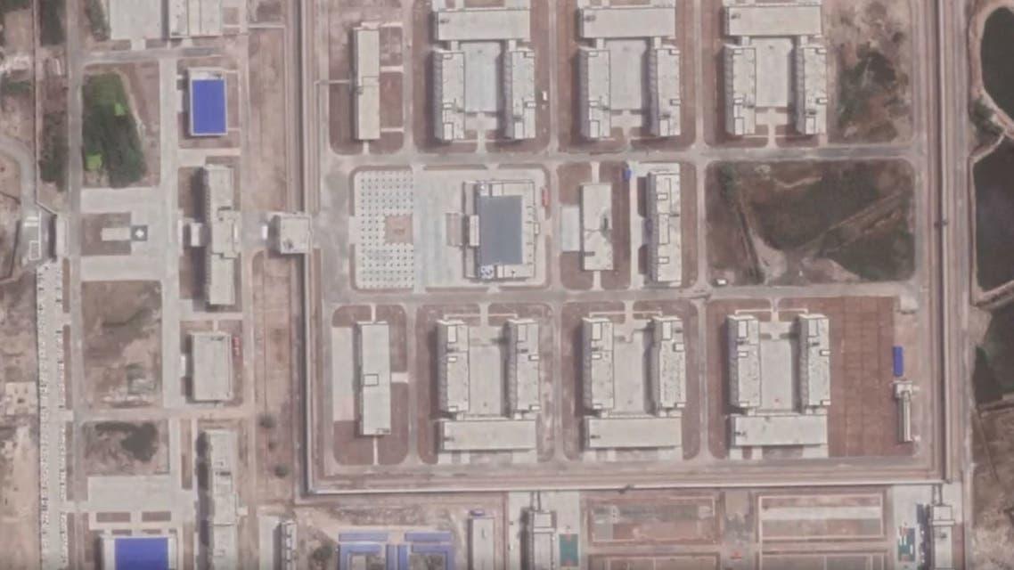 مراكز الإيغور