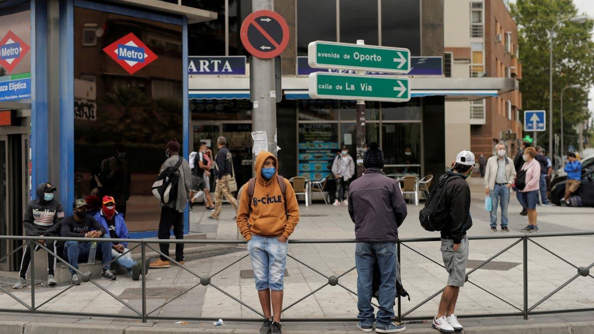 Coronavirus: Spain's Madrid extends partial lockdown on over 1 mln people thumbnail