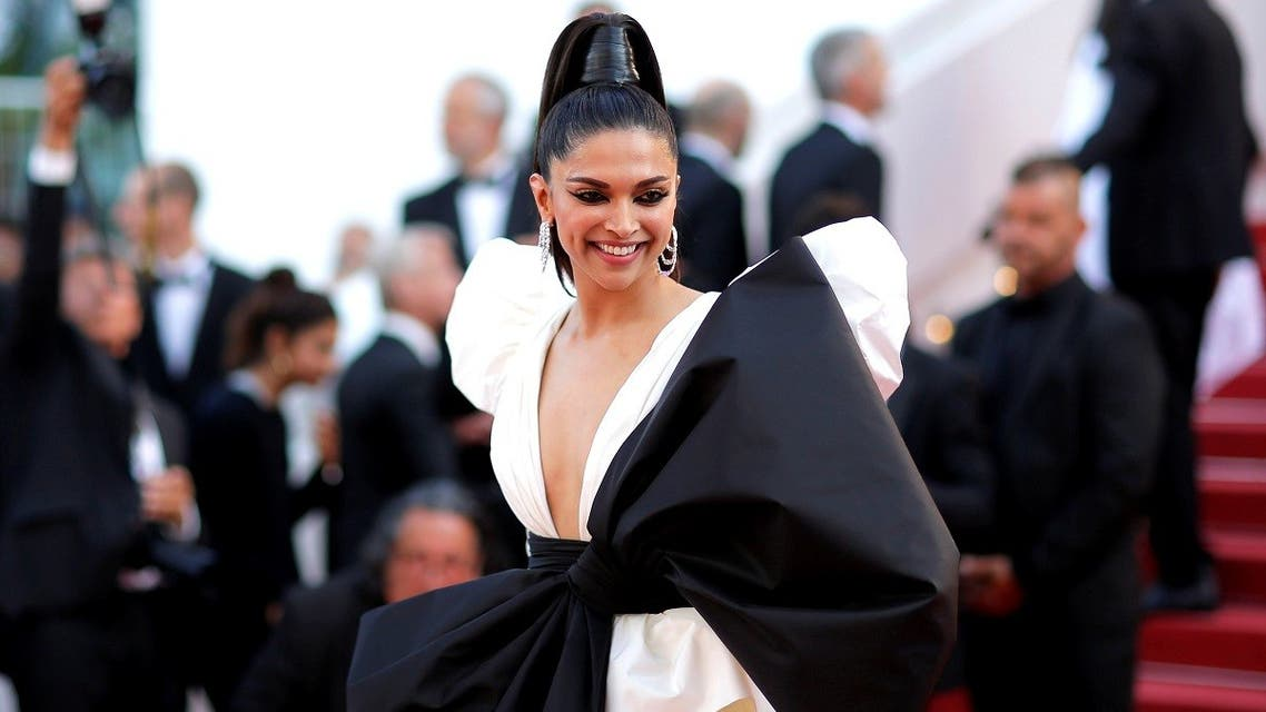 Deepika Padukone at the Red Carpet, 72nd Cannes Film Festival, France, on May 16, 2019. (Reuters)