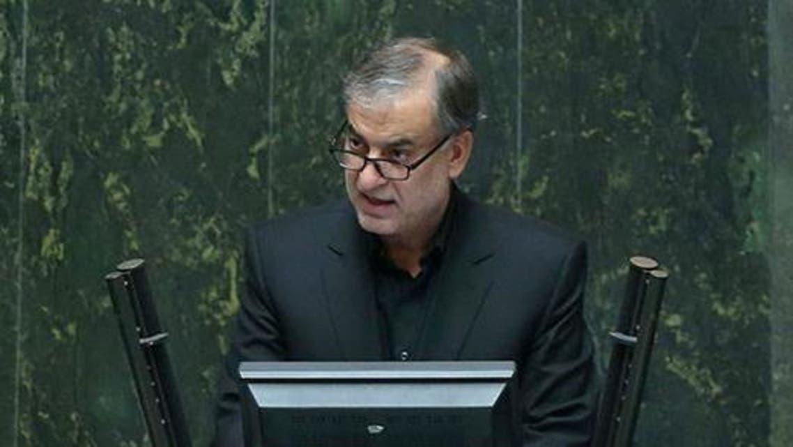 محمود احمدی بیغش عضو مجلس ایران
