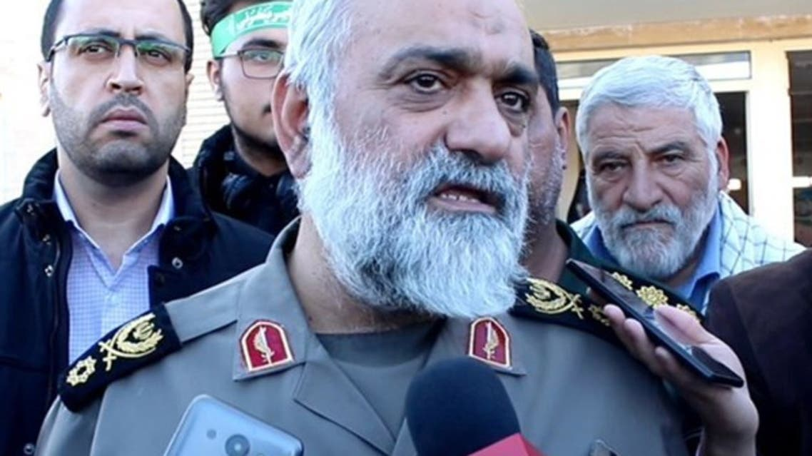 محمدرضا نقدی، معاون هماهنگکننده سپاه پاسداران