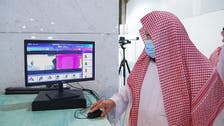 Coronavirus: Thermal cameras installed in Mecca's Grand Mosque ahead of Umrah