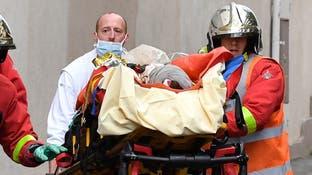 حمله با چاقو در نزدیکی دفتر سابق روزنامه «شارلی ابدو» در پاریس و بازداشت دو مظنون