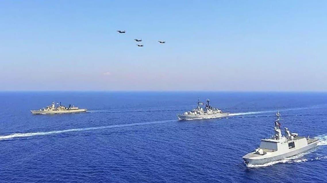 Greece, Israel and Lebanon