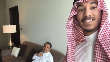 نجل محمد عبده يغني في عمل وطني