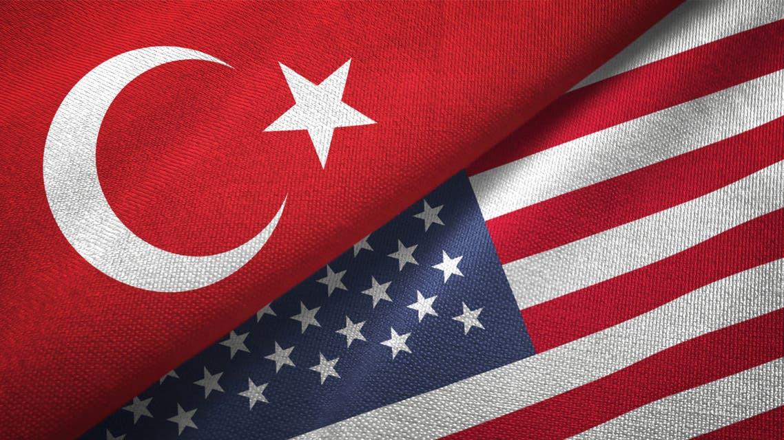 أعلام تركيا أميركا أنقرة واشنطن