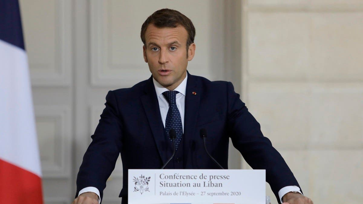 France's Macron accuses Lebanon leaders of betrayal over government failure thumbnail