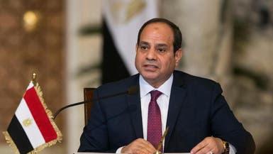 السيسي  يجدد رفض مصر أي مساس بحقوقها المائية