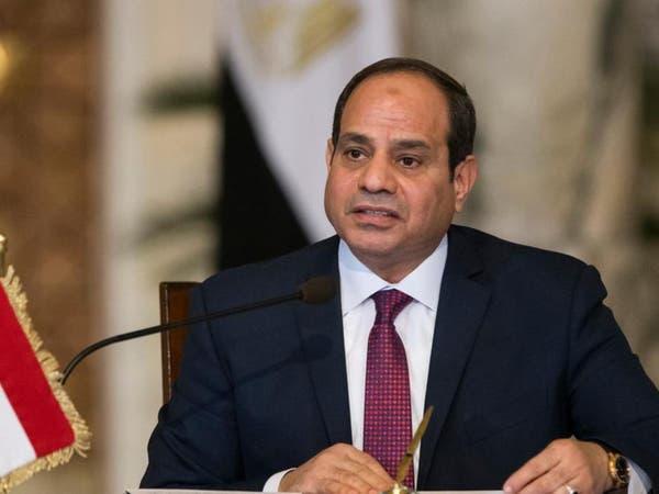 السيسي يصادق على قرار تعيين المنطقة الاقتصادية بين مصر واليونان