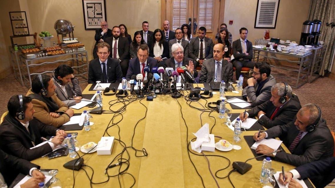 اتفاق بين الحكومة اليمنية الشرعية والحوثي على تبادل أسرى