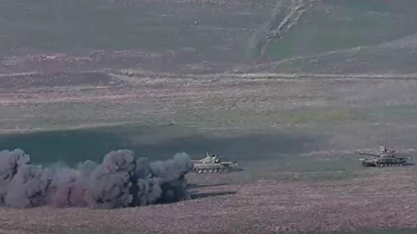 تجدد القتال..أرمينيا تتهم أذربيجان بتدمير البنى التحتية