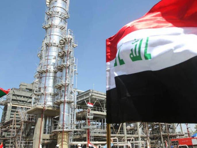 العراق يتوقع سعر النفط عند 45 دولارا في الربع الأول 2021