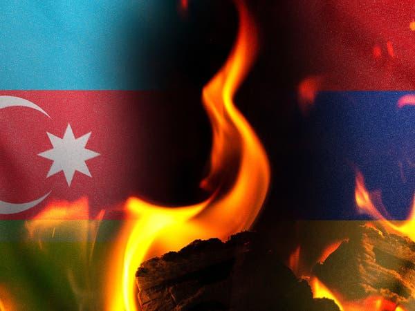 أرمينيا تعلن التعبئة العامة وأذربيجان تتعهد بالنصر