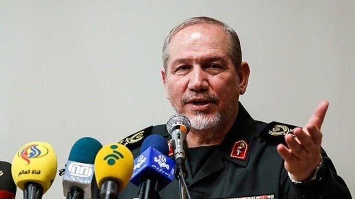 اللواء يحيى رحيم صفوي، المساعد والمستشار العسكري للمرشد الإيراني