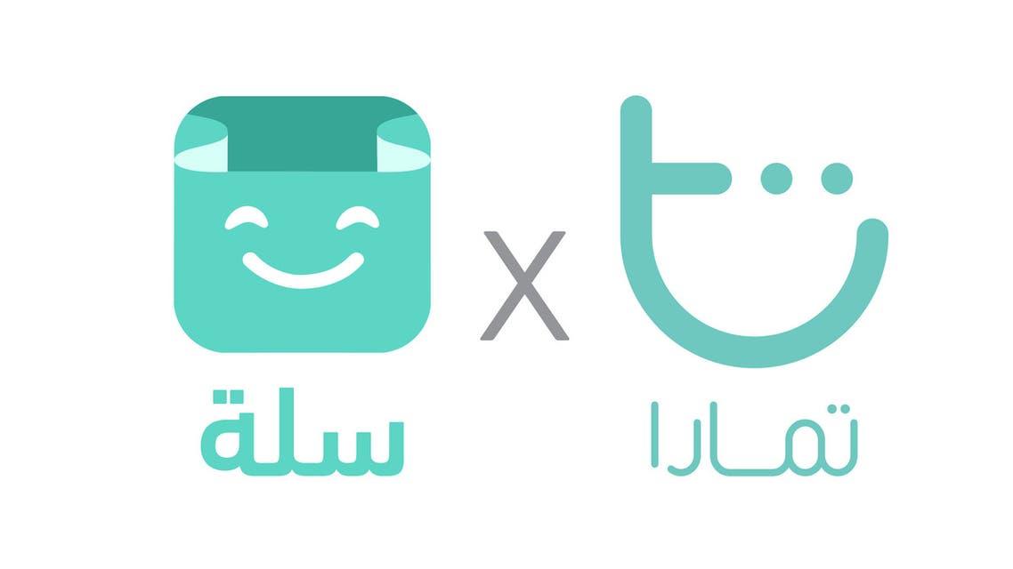 Salla and Tamara's logos. (Supplied)