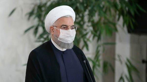 روحاني يعترف: هناك مشاكل في إدارة البلاد لأننا في حالة حرب