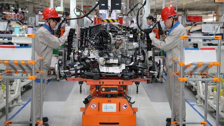 موجة كورونا الجديدة تضرب نمو الصناعة في الصين