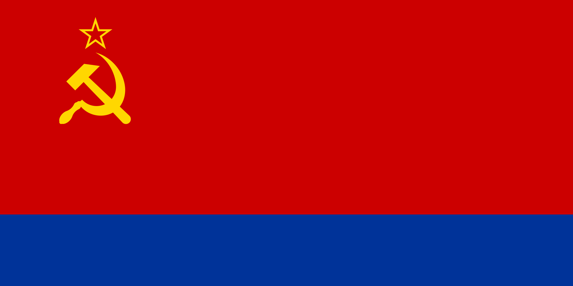 علم جمهورية أذربيجان الاشتراكية السوفيتية