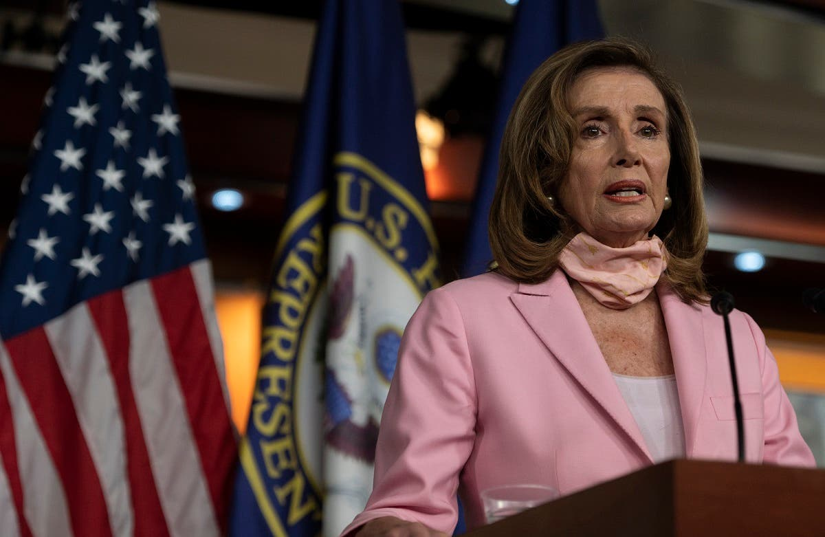 US Speaker of the House Nancy Pelosi. (File photo: AFP)