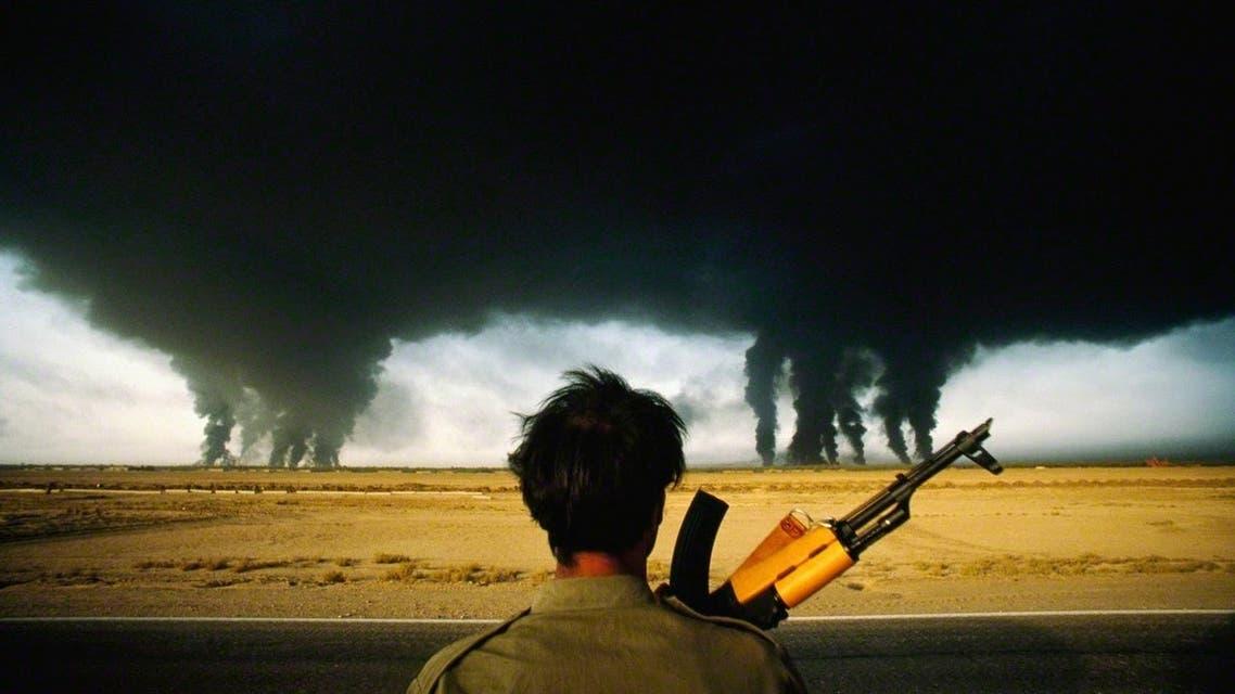 A shot from the Al Arabiya Iran-Iraq War documentary. (Supplied)