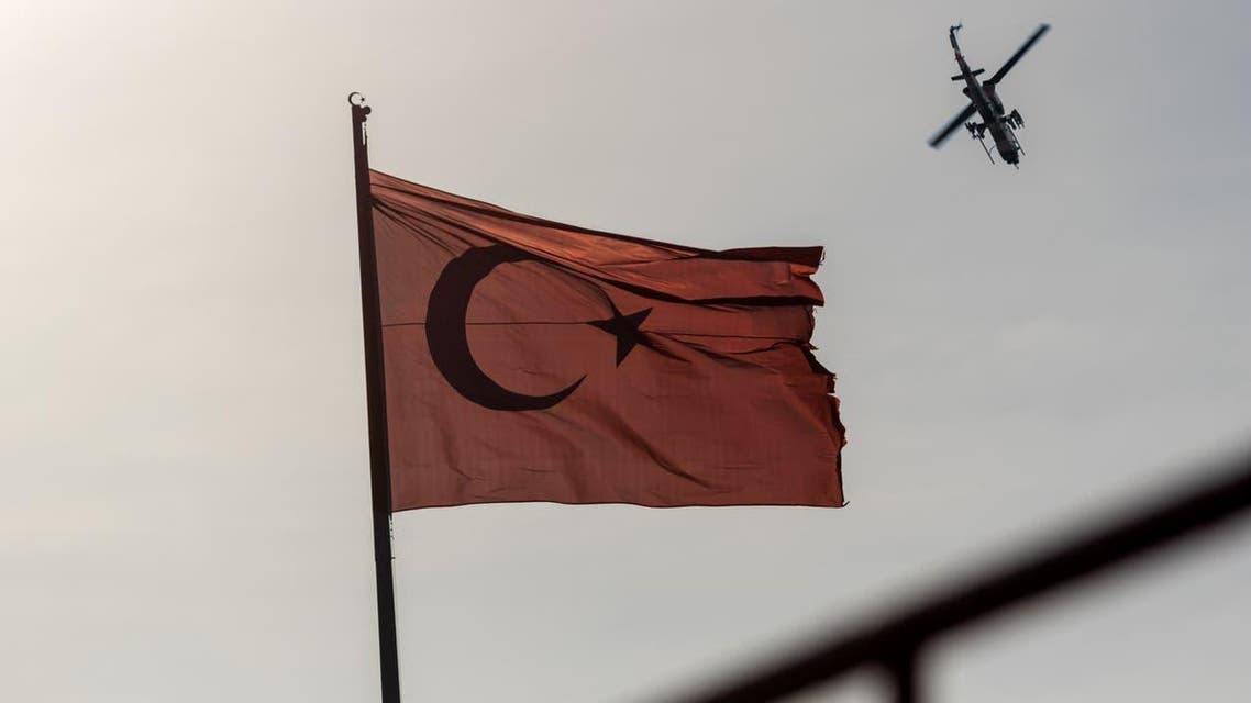 Turkey: Helicopter case