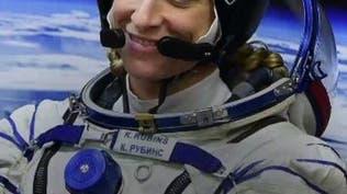 رائدة فضاء تصوت في الانتخابات الأمريكية من الفضاء