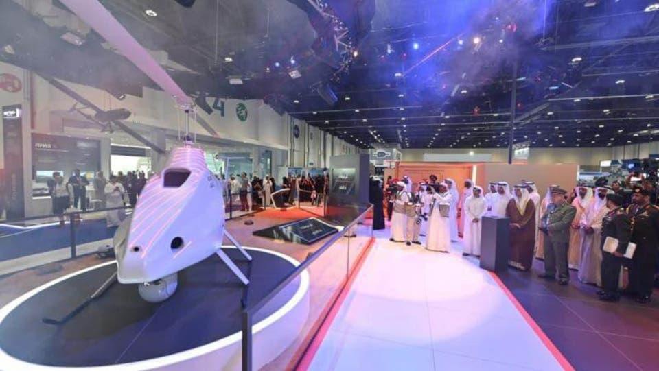 إيدج الإماراتية توقع مذكرة تفاهم مع لوكهيد مارتن الأميركية